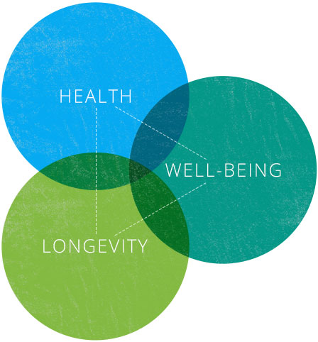 Health, Well-being, and Longevity in the work place